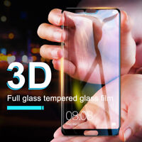 9H Full Coverage Tempered Glass Screen Protector for HUAWEI P20 Pro & Nova 3e 3i