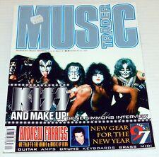KISS Band Music Trader Aussie Australian Magazine 1997 Reunion Gene Ace Paul