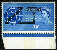 Great Britain 401p, Phosphorescent, MNH. Commonwealth Pacific Cable Service,1963