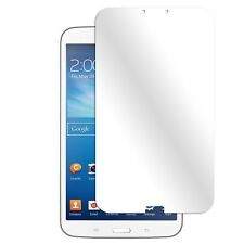 "3x QUALITY MIRROR SCREEN PROTECTOR FILM COVER FOR SAMSUNG GALAXY TAB 3 8.0"" T310"