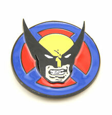 Wolverine Logan X-Men Metal Belt Buckle