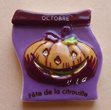 Fève pub Boulangerie Banette 2008 - L' Année Banette : Octobre : Halloween