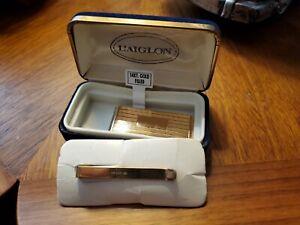 Vintage 14k Gold Filled Money Clip