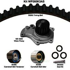 Engine Timing Belt Kit with Wate fits 1997-2000 Plymouth Breeze,Voyager Grand Vo