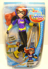 DC Super Hero Girls BATGIRL Action Figure SEALED Mattel 2016 Batman 12""