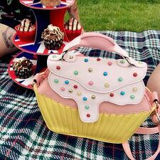 Iron Fist Strawberry Lemonade Handbag New With Tags Summer Unique