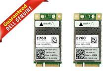 """Lot of 2 Dell Studio XPS 1340 13.3"""" WWAN Wireless WiFi Card J630N GENUINE"""