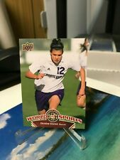 2010 UD RC CHRISTINE SINCLAIR #116 TEAM CANADA WORLD CUP ROOKIE GOAT