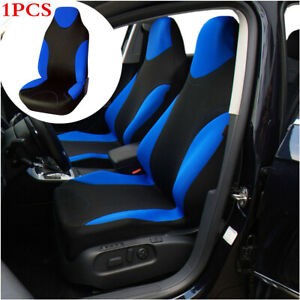 1PCS Washable Polyester Fabric Car Seat Covers Fit for High Back Bucket Seats
