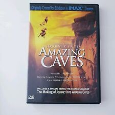 IMAX - Journey into Amazing Caves (DVD, 2004, 2-Disc Set, Two Disc Set)