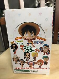 One Piece figurines Full Set Unopened Box Store Display