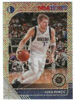 2019-20 NBA Hoops Premium Stock Luka Doncic Mojo prizm Card #39 Dallas Mavericks