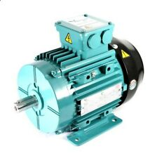 Three Phase AL Electric Motor 0.25kW 0.33hp 2/4 Pole 63/71 Frame B3 B34 B35