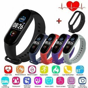 Smart Bracelet, Heartrate Monitor/ Pulsera/ Reloj Inteligente para la Salud