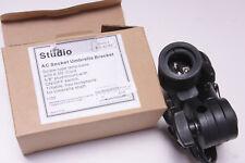 "RPS Studio Standard Bulb to 5/8"" Stand w/Umbrella Slot Adapter RS-4234 - NEW E07"