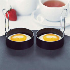 1PC Stainless Steel Fried Non Stick Egg Ring Pancake Mould Cooking Kitchen Tool