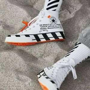 Converse Chuck Taylor X Off White US11 Brand New In Box DSWT