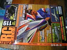 2µ?§ Revue RC Pilot n°119 Posters Chez Paritech STUKA Sunracer Pander Type D P51