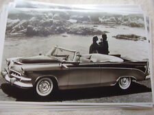 1956 DODGE CONVERTIBLE 11 X 17  PHOTO   PICTURE