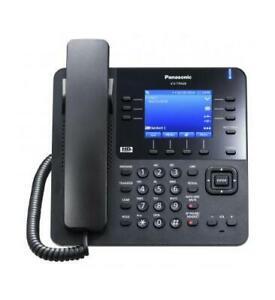 Panasonic KX-TPA68B SIP Cordless Desk Phone