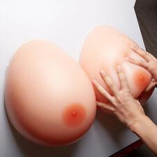 IVITA 6000g Realistic Huge Breastforms Full Silicone Cosplay Crossdress Boobs
