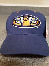 555be0221ea Auburn University Tigers Fitted Hat Cap Zephyr Sz. 7 1 4 NCAA Alternate Logo