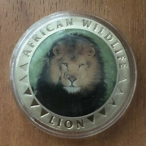 Liberia 5 dollars 2000 Lion