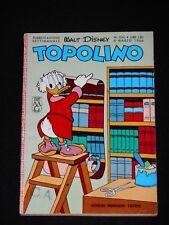 """""""TOPOLINO N. 536"""" 6 MARZO 1966 CON CARTOLINA ABBONAMENTO !!!"""