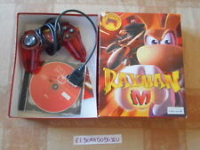 ELDORADODUJEU > BIG BOX RAYMAN M Pour PC VF COMPLET 2 CD + MANETTE COMME NEUF