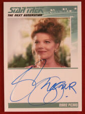 Star Trek The Next Generation - Samantha Eggar as Marie Picard - Rittenhouse