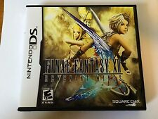 Final Fantasy XII Revenant Wings - Nintendo DS - Replacement Case - No Game