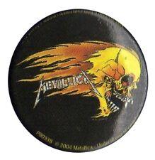 Metallica logo 2 1 inch button pin badge Official