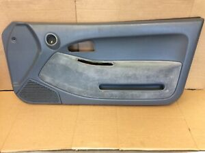 93-95 Civic EX 2DR Coupe Right Passenger Side Door Panel Lining Gray Used OEM