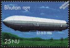 1906 Luftschiff Zeppelin LZ.3 (Z I) Experimental Military Airship Stamp