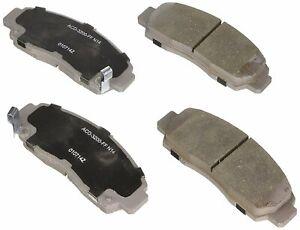 Juego pastillas frenos delanteros ceramica Honda Accord 2003-2009