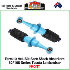 Formula 4x4 Big Bore Shock Absorber 80 105 Series Landcruiser PAIR - Front