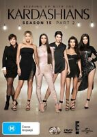 Keeping Up With The Kardashians : Season 15 : Part 2 (DVD, 2-Disc Set) NEW