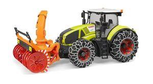 BRUDER 03017 Tractor Claas Axion