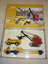 Corgi, CC31008, Bedford S, low loader, Thames trader, Luffing shovel. Wimpey