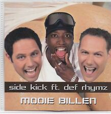 Side Kick ft Def Rhymz-Mooie Billen promo cd single