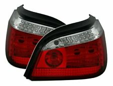 LED Tail Lights für BMW 5 Series E60 2003-2007 Red White Sequential indicators C