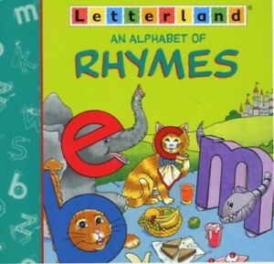 An Alphabet of Rhymes (Letterland) (Letterland S.) by Wendon, Lyn Paperback The