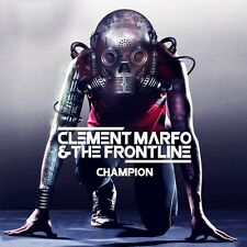 CLEMENT MARFO & THE FRONTLINE Champion NEW Exclusive CD - WWE Royal Rumble 2013