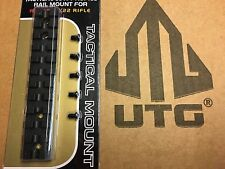 UTG Tactical Low Profile Rail Mount for Ruger 10/22 Rifle, MNT-22TOWL