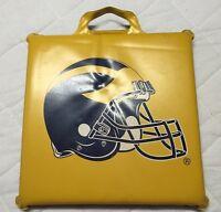 University Of Michigan Wolverines Stadium Seat Bleacher Cushion