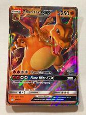 Charizard GX SM211 Holo Promo Pokemon Card