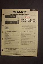 Various CD/DVD Players Service Manuals
