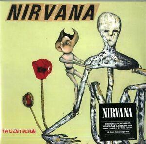 NIRVANA - Incesticide (2015) 2 LP