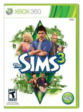 The Sims 3 (2010) - Complete Xbox 360 Game