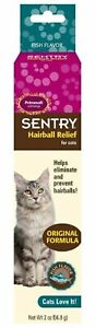 SENTRY Petromalt for CATS Hairball Relief Remedy FISH Flavor 2 oz / 56.8 g